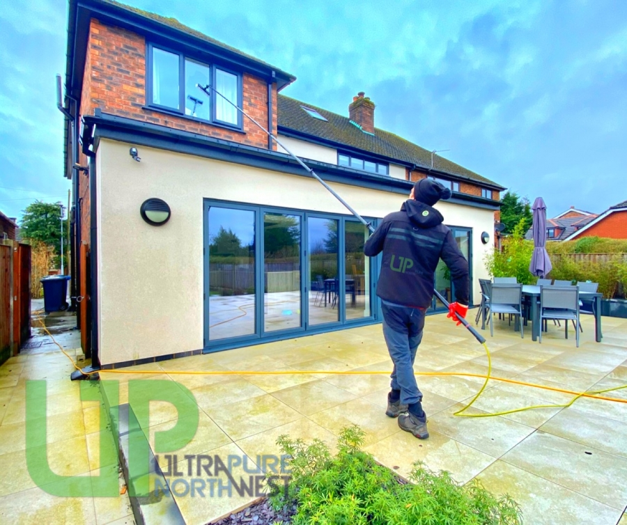 UP window cleaning wigan bolton lancashire